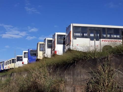 Situação dos ônibus em Lafaiete se arrasta há meses