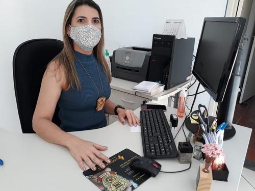 Delegada Bethânia Bianchetti relata dificuldades de apuração e incentiva a denúncia