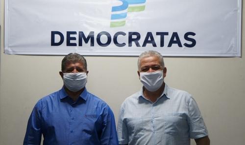 Mário Marcus e Dr. Marco Antônio concorrem a reeleição