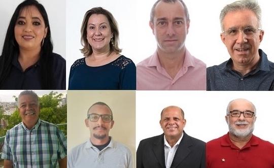 Candidatos a vice nas eleições municipais em Lafaiete
