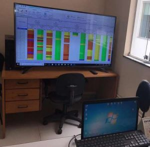 Centro Supervisório de Monitoramento da Qualidade do Ar
