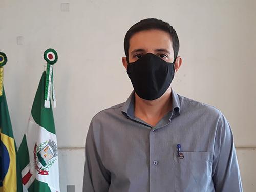 Secretário de Desenvolvimento Econômico, Rafael Lana esteve presente no anúncio