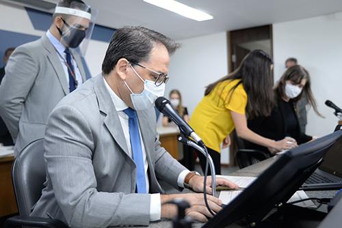O deputado estadual Glaycon Franco (PV/MG) celebrou o acordo. Foto Guilherme Dardanham