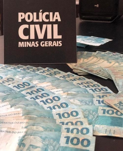 Polícia Civil investiga a mulher desde janeiro