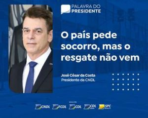 O lafaietense José César da Costa preside a CNDL