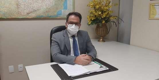 Glaycon Franco tem participado ativamente das ações de prevenção à Covid e recuperação da economia