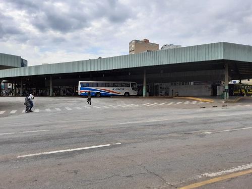 Segundo a Administração Municipal, o Terminal Rodoviário tem tomado todas as medidas de proteção contra o vírus