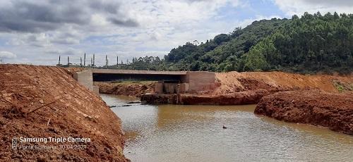 Demanda antiga, ponte agora está pronta para a população