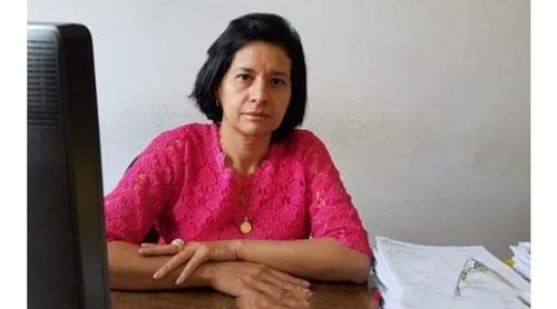 Servidora teve seus trabalhos elogiados pela administração municipal