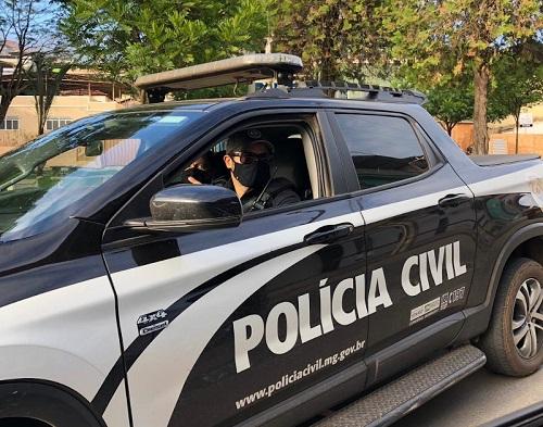 Mais de 80 policiais civis estiveram na operação