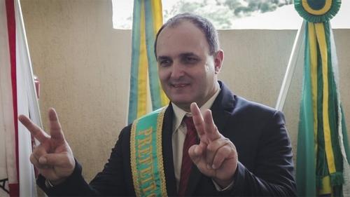 Matipó foi reeleito em 2020 para a Prefeitura de Rio Espera