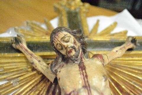 Peça sacra será devolvida para a comunidade/Foto/Divulgação