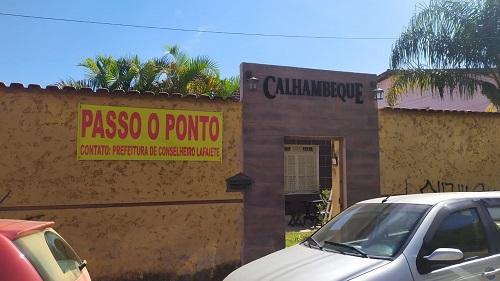 """""""Calhambeque"""" é um dos estabelecimentos que se manifestaram"""
