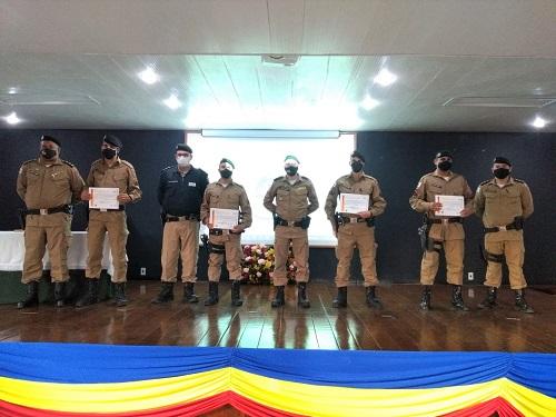 Funcionários foram condecorados na cerimônia