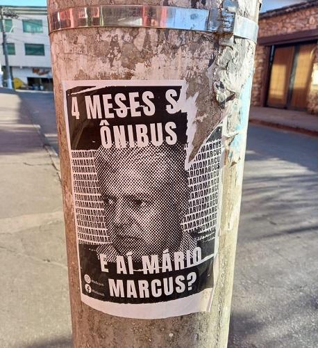 Mario Marcus também foi alvo das críticas