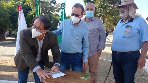 Deputado Glaycon Franco foi grande incentivador e apoiador do projeto