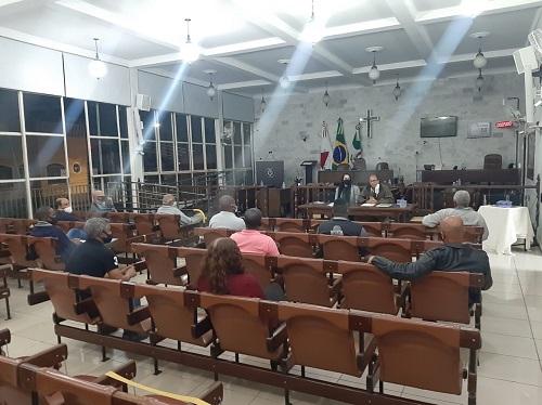 Anti-projeto aguarda o prefeito Mario Marcus enviá-lo para a Câmara
