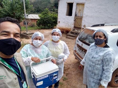 Cemig amadrinhou 425 municípios mineiros no Projeto Unidos pela Vacina