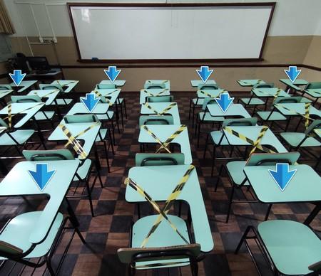 Particular, o colégio Nazaré está adaptado para receber alunos