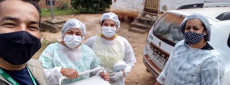 Cemig doa insumos para vacinação para 425 municípios mineiros/Divulgação