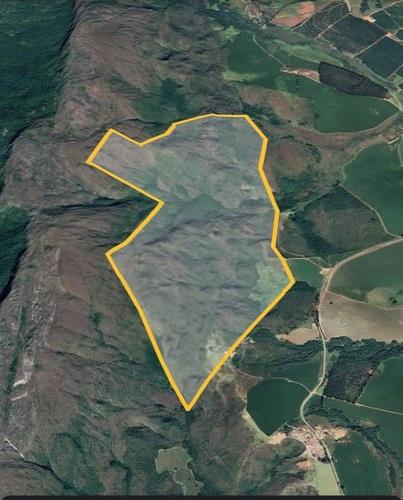 Serra fica em Prados, cerca de 28 km de distância de São João del-Rei