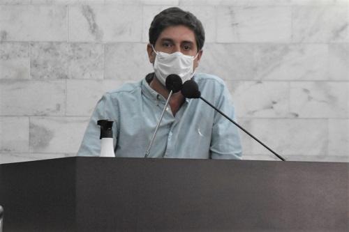 Giuseppe Laporte (MDB) foi um dos que defendeu de maneira mais ostensiva a abertura da Comissão