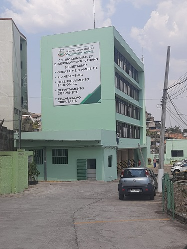 Local leva o nome do ex-prefeito José Milton