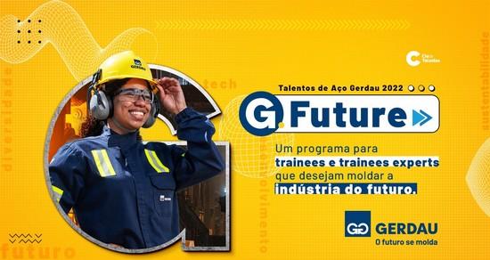 O programa G.Future busca profissionais para mais de 200 vagas de trainee incluindo em MG