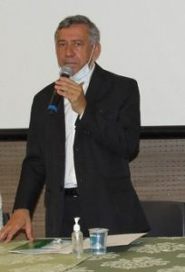 Dinho preside a Amalpa